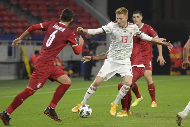 Magyarország – Szerbia: 1-1