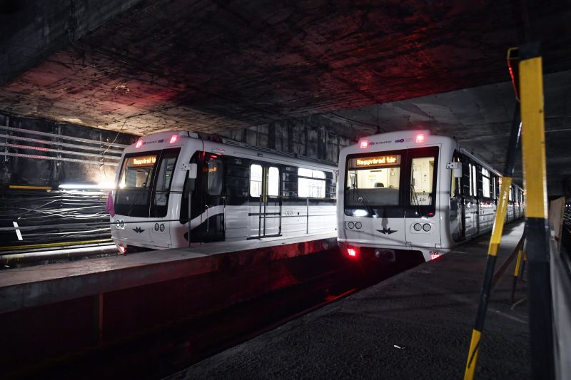 Itt van a titkolt metrójelentés: rozsdásodás, orosz szabványok, gondatlan kivitelezés, balesetveszélyes ülések
