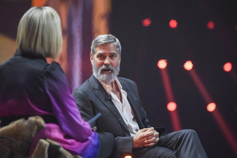 Clooney megint beszólt Orbánnak