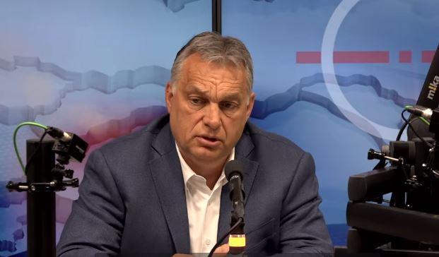 Orbán Viktor elutazik