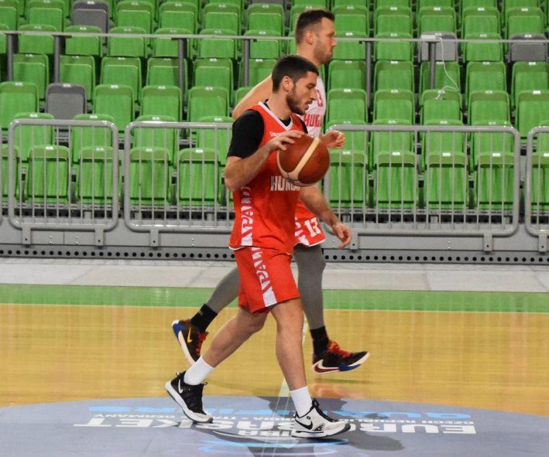 Megfertőződött öt magyar kosaras, elhalasztják a válogatott meccseit