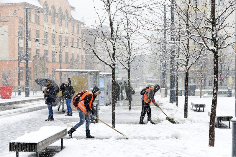 Hétvégére megérkezhet a hó