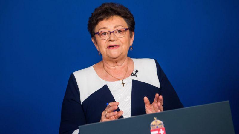 Müller Cecília: lesznek még kiugró napi adatok a fertőzöttséget illetően