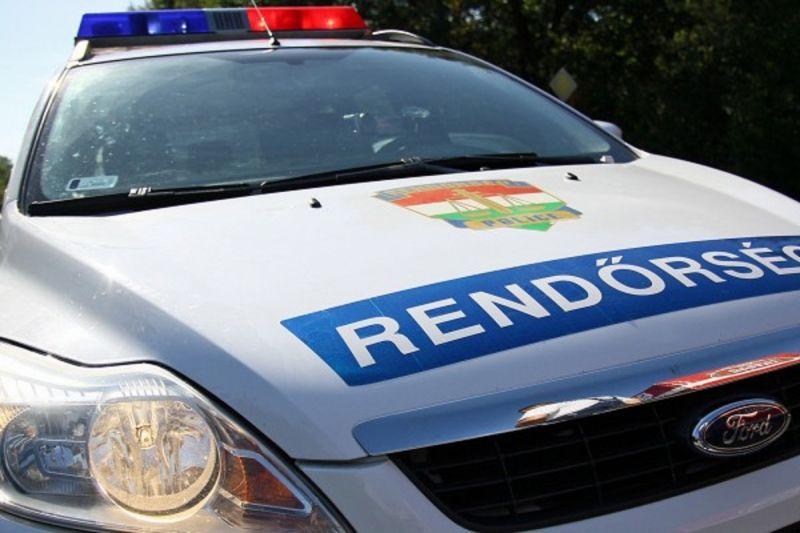 Letartóztattak egy bosnyák férfit, aki elütött egy rendőrt Sopronban