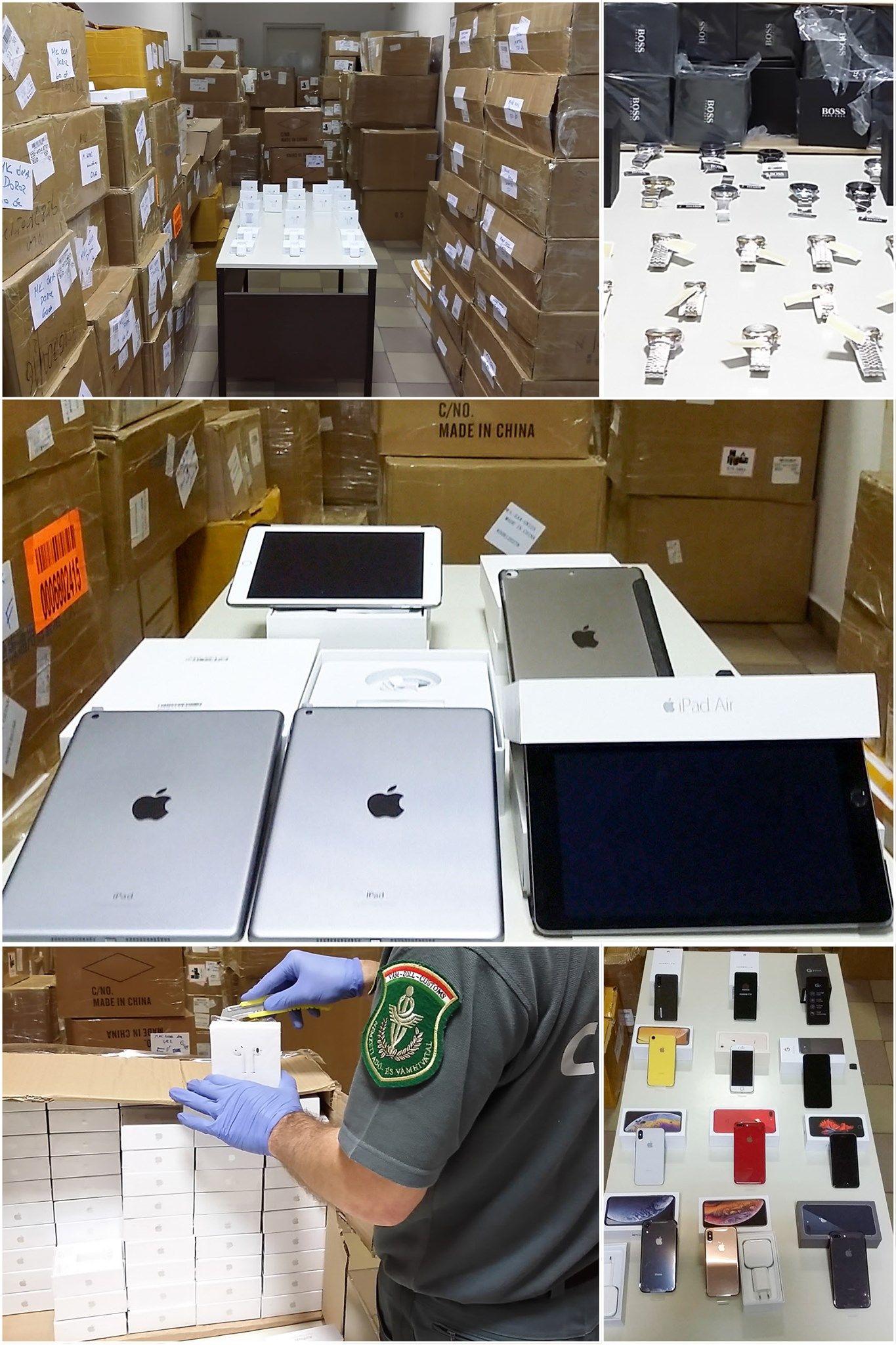 A pénzügyminiszter ezeket a hamis Apple-eszközöket mutogatja a Facebookon – fotó