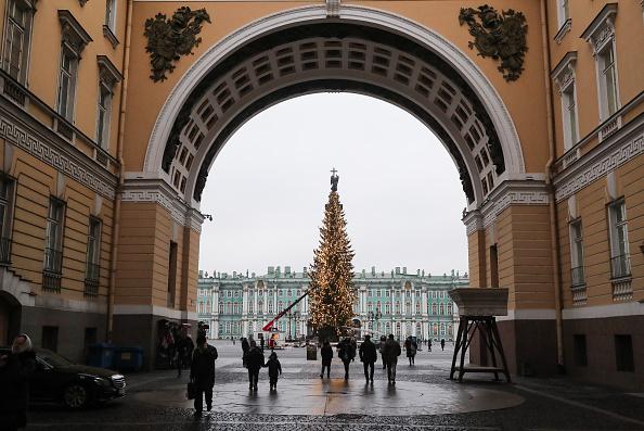 Szentpétervár az összeomlás szélén