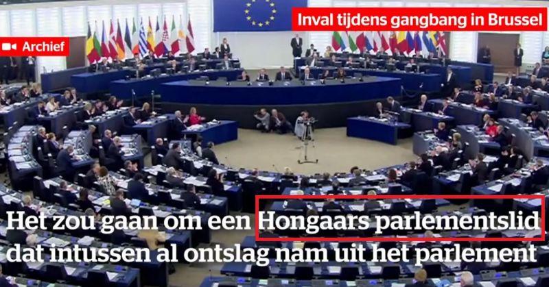 Frissen lemondott magyar EP-képviselő is részt vehetett egy brüsszeli szexorgián