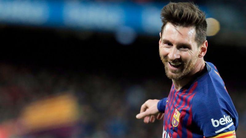 Messi nem játszik a Fradi ellen