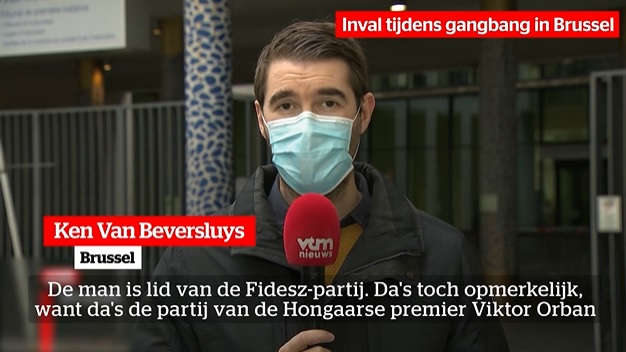 Belga lap: a Fidesz alapítótagját fülelték le a brüsszeli orgián