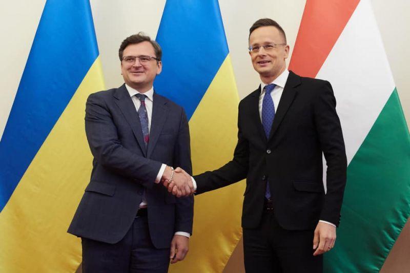 Az ukránok tisztáznák a félreértéseiket Magyarországgal