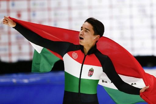 Liu Shaolin és Krueger is döntős 1500 méteren a rövidpályás-gyorskorcsolya Eb-n