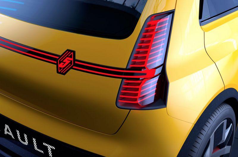 Képeken az elektromos Renault 5 koncepciója