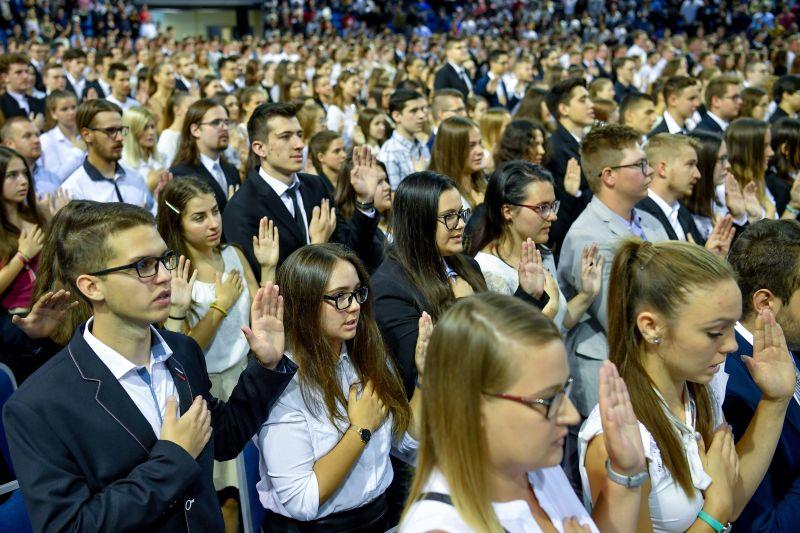 Debrecenben megszavazza az egyetemi modellváltást a hallgatói önkormányzat