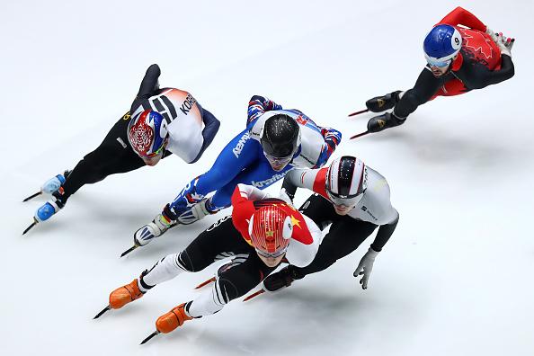 Krueger John-Henry ezüstérmes a rövidpályás-gyorskorcsolya Eb-n