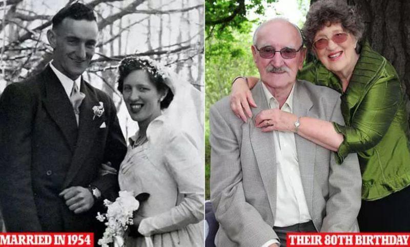 Megható: 30 perc különbséggel távozott az életből a szerelmespár, akik 66 évet éltek együtt