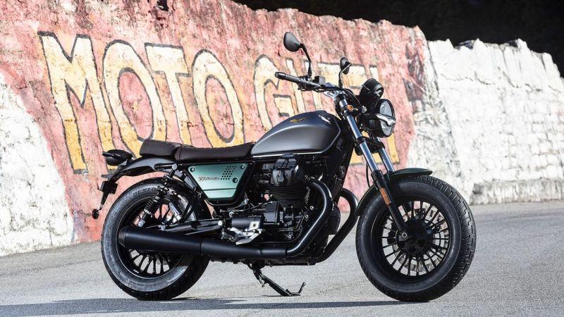 Bemutatkozott a Moto Guzzi 100. születésnapjára szánt kollekciója