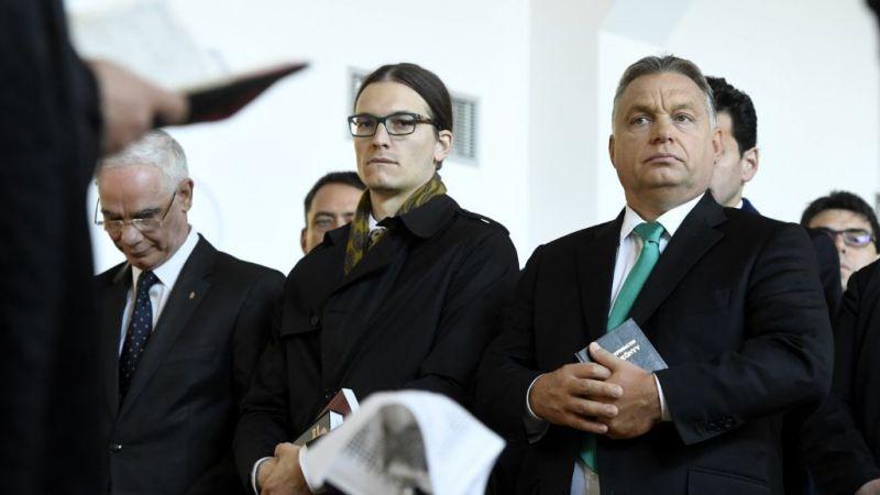 Nem honvédelmi ösztöndíjjal volt brit kiképzésen Orbán Gáspár