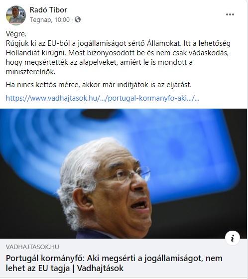 Leszedette az uniós zászlókat egy fideszes polgármester
