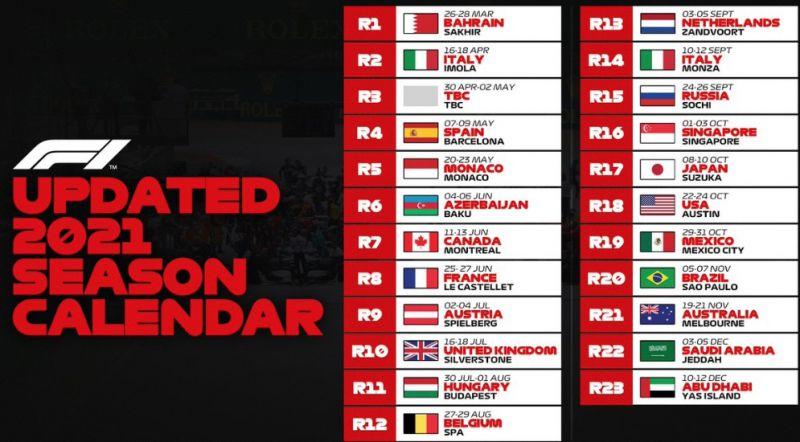 Hatalmas változások jönnek a F1-ben, íme a menetrend