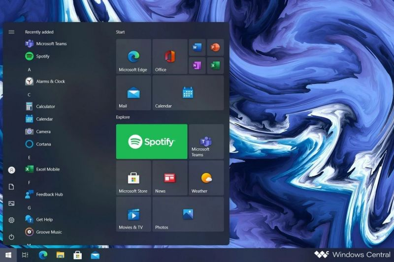 It turns out it will look like an updated Windows 10
