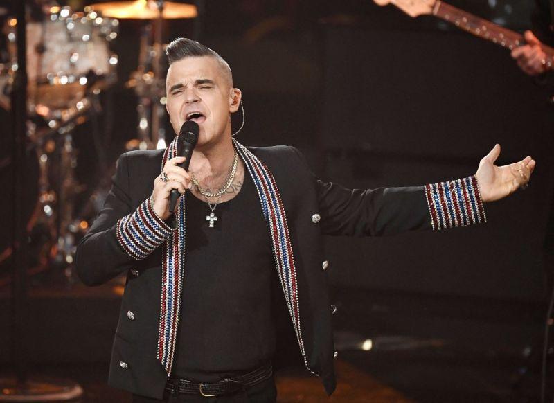Életrajzi film készül Robbie Williamsről