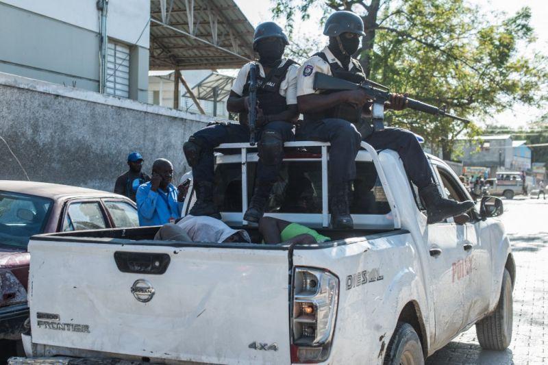 Közel 400-an szöktek meg egy haiti börtönből, több tucat ember halálát okozta– fotók (18+)