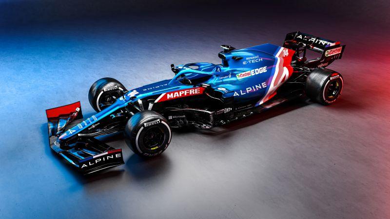 Ezzel az autóval tér vissza a Formula–1-be Alonso– fotók!