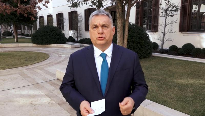 """Orbán az előttünk álló két hétről: """"Csupa rossz hírem van"""""""