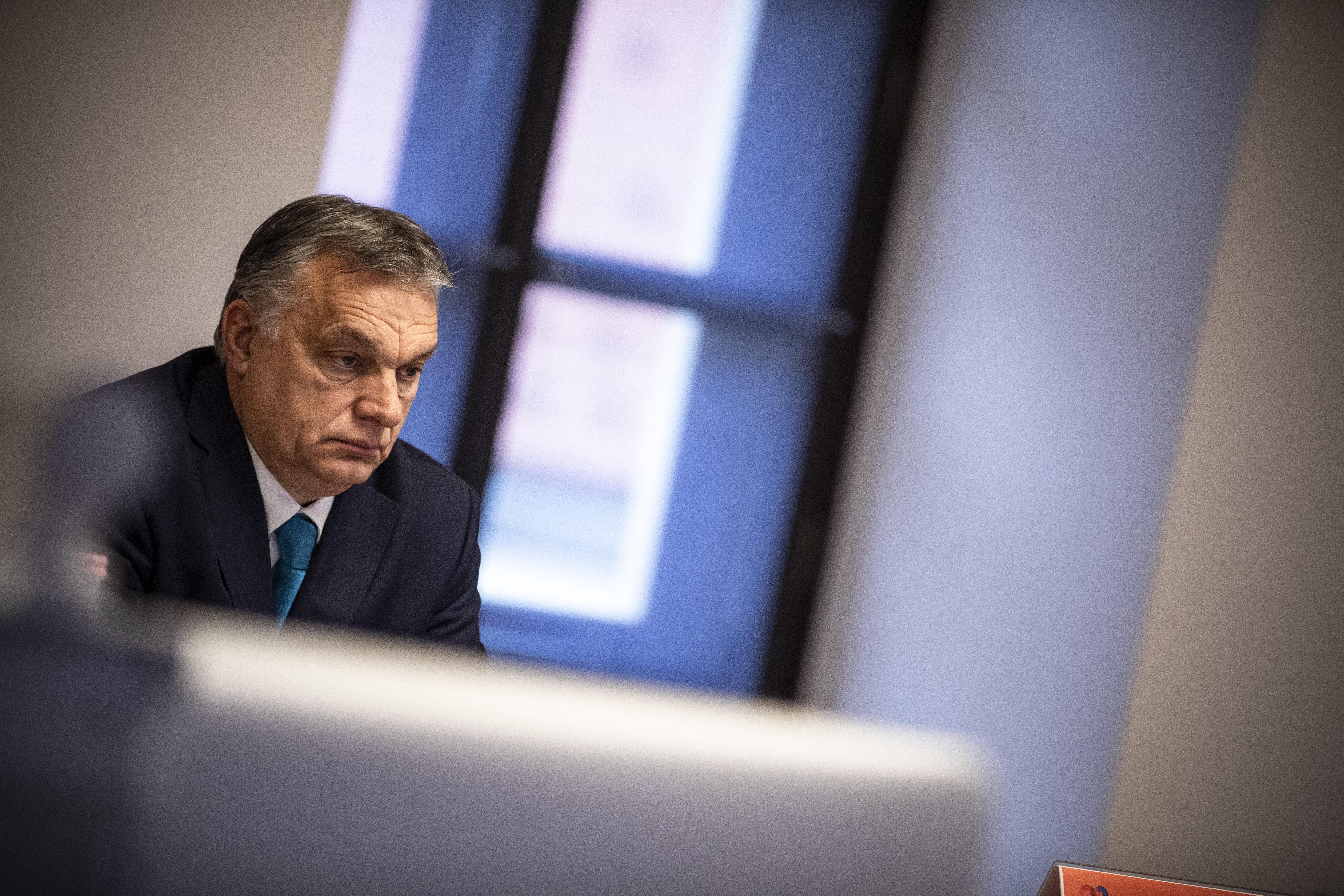 Orbán: Drámai a helyzet, emelt szintű készültséget rendeltem el a kórházakban