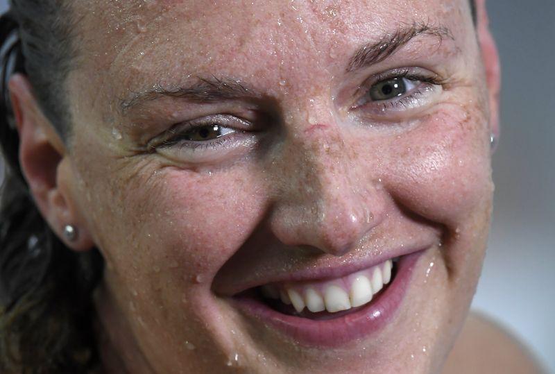Hosszú Katinka is megkapta az első adag Pfizer-oltást – jár neki mint olimpiára készülő sportolónak