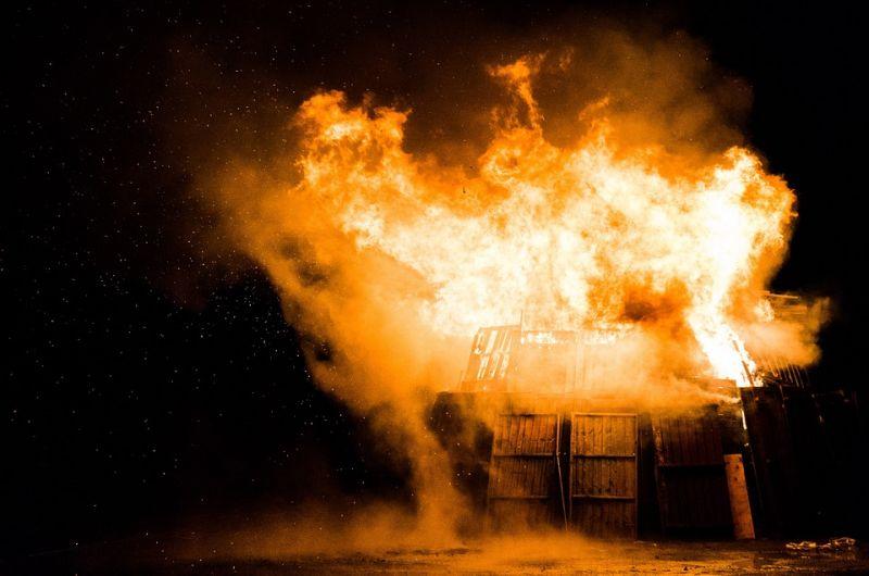 Pokolgépes támadás ért egy Covid-tesztközpontot