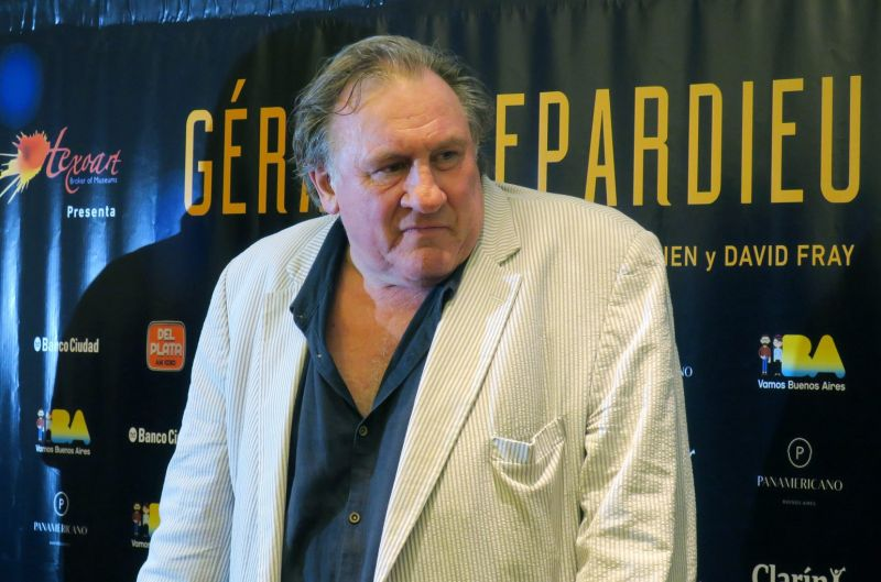 Szorul a hurok: újraindult a nemi erőszak miatti nyomozás Gérard Depardieu ellen