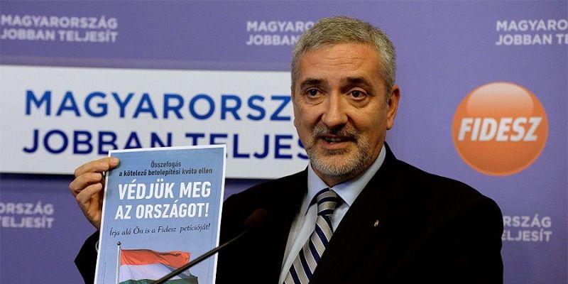 Halász János: a Fidesz-KDNP-re számíthatnak a nyugdíjasok