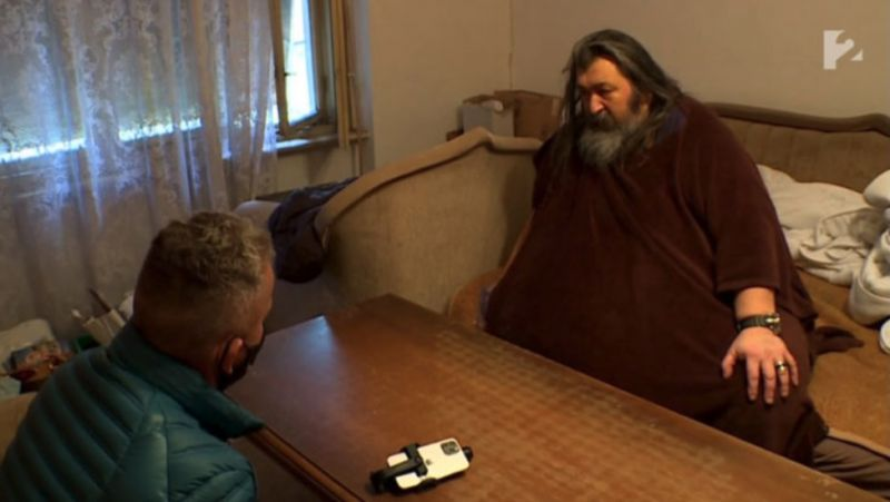 Schobert Norbi már csak a csodában bízik, nem tud segíteni a 300 kilós pártfogoltján