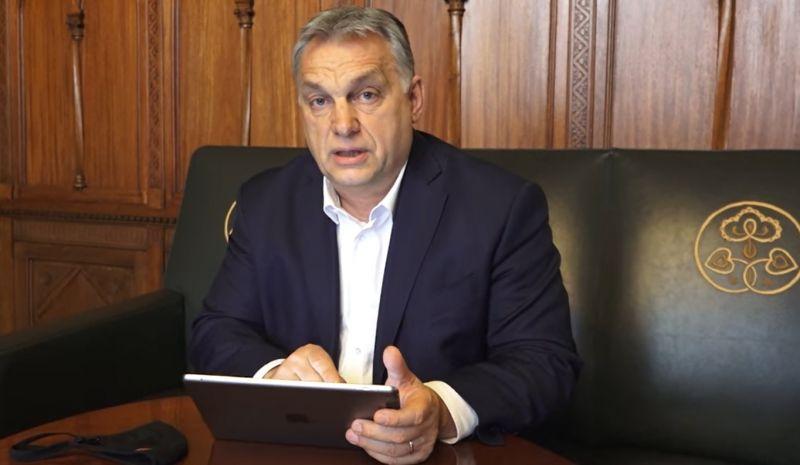 """Orbán Facebookon üzent: """"Ez a pillanat is elérkezett"""""""
