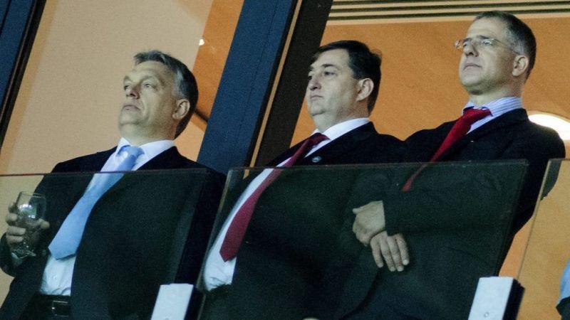 Kihívták a lakók a rendőrséget Mészáros Lőrinc cégének építkezése miatt