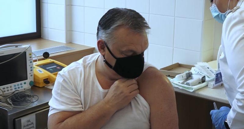 Gyurcsány szerint ezért gyanús, hogy Orbán tényleg a kínai vakcinát kapta-e