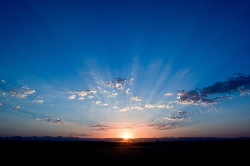 Országszerte ragyogó napsütésre lehet számítani