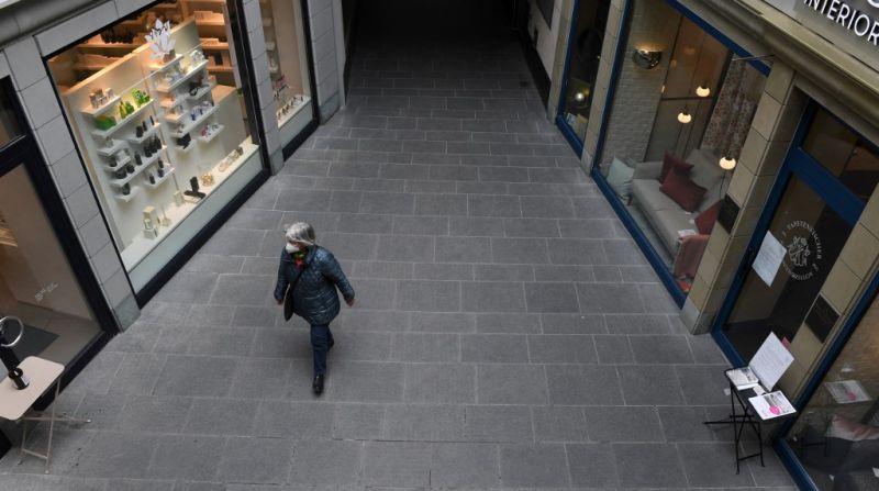 Az Iparkamara javaslata: egy vevő lehetne csak 5-10 négyzetméterenként a kis üzletekben