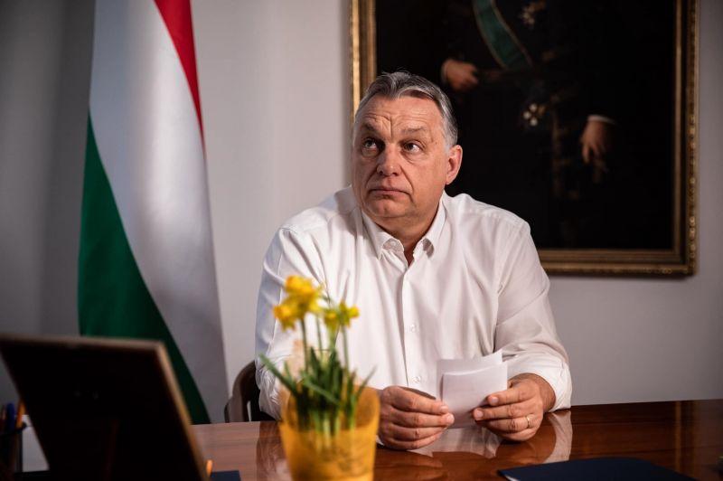 Orbán első körben Müller Cecíliának mondott köszönetet