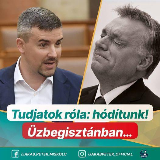 Jakab Péter: Az Orbán-klán most is jó családi üzleteket fog kötni..
