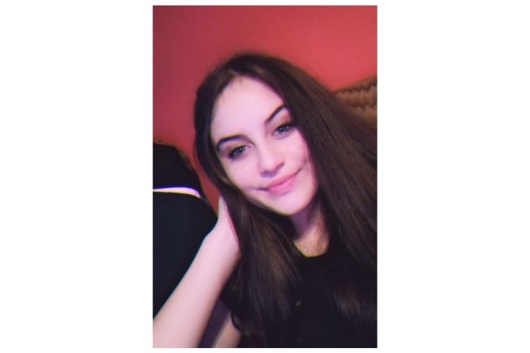 Eltűnt a 14 éves Balogh Zsófia Ninett
