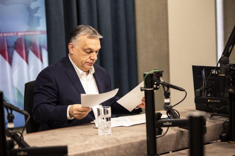 Orbán: Hétfőn utoljára a virágboltok is árulhatnak, az érintett ágazatokban a katát márciusra elengedik
