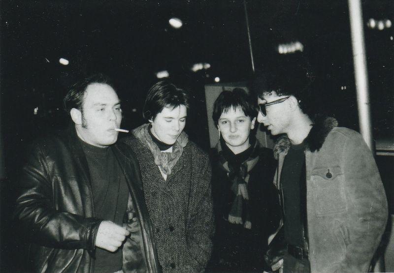 1990-ben készült felvételek kerültek elő a Mariahilfe! zenekartól