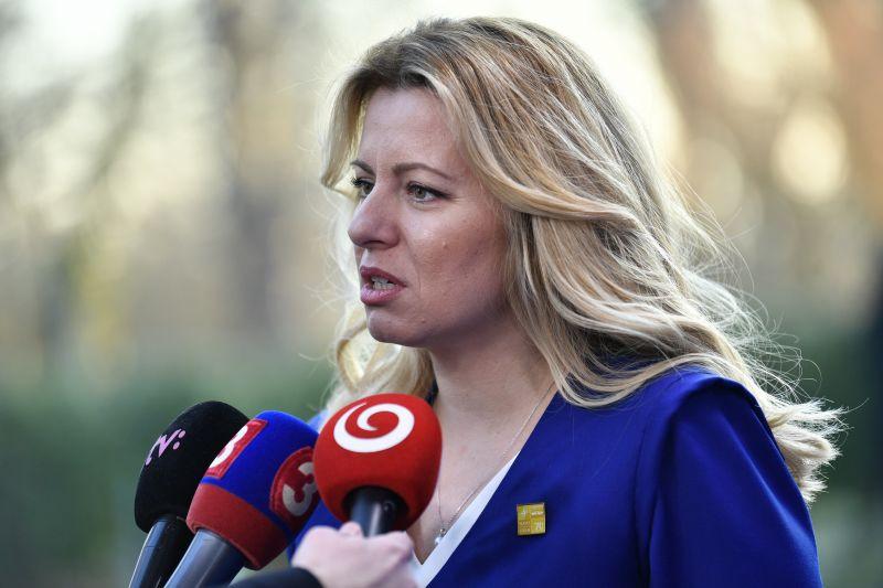 Szlovák államfő: a Szputnyik alkalmazása nem a bátorság megnyilvánulása