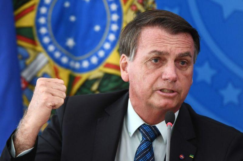 Bolsonaro véleménye a vírusról: Hagyják már abba a nyafogást!