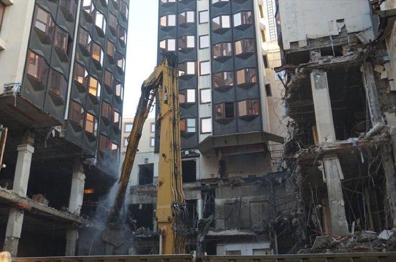 Eltűnik Budapest ikonikus épülete