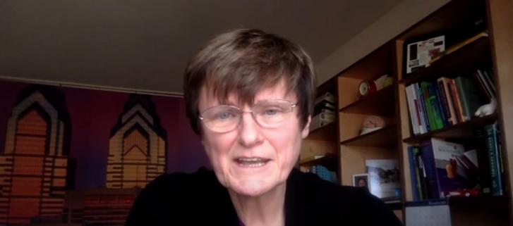 """Karikó Katalin: ember azon dolgozik, hogy a másik nehogy megbukjon, mert ugye, ha valami tragédia történik, akkor az összes """"mRNS boltot"""" be lehet zárni"""