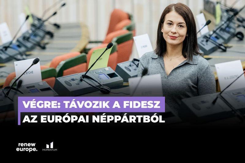 Momentum: a Fidesz újra megtanulhatta, hogy a zsarolása nem működik