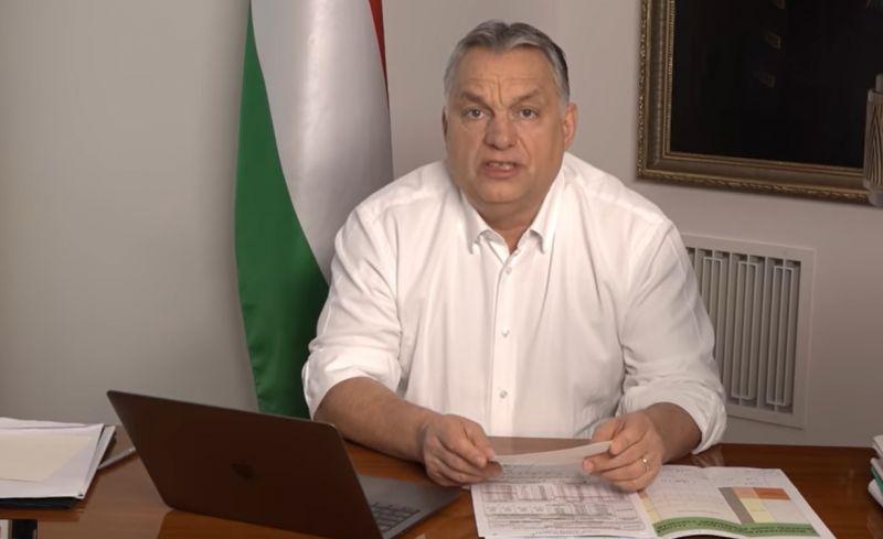 """Orbán üzent: """"Hahó, facebookosok, új helyzet van'"""""""